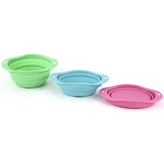 3 Dog Travel Bowl by Beco