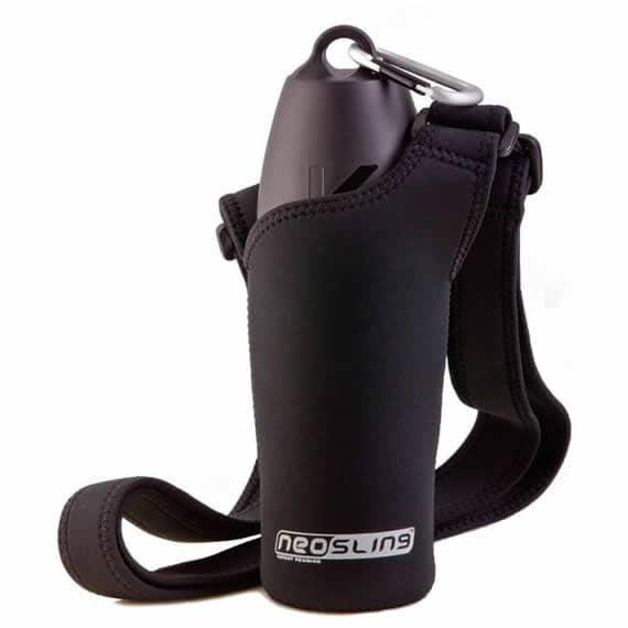 black K9 bottle holder