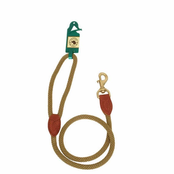 Country Pet Luxury Trig Dog Lead
