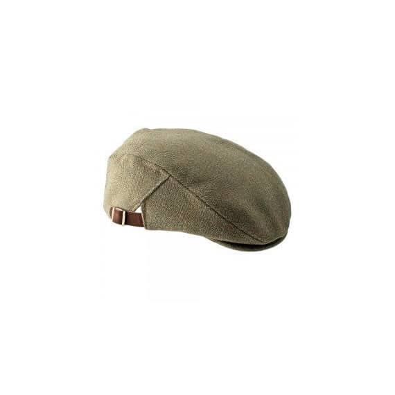 Heather Graywood Tweed Flat Cap