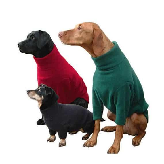 Fleece Dog Jumper by Hotterdog