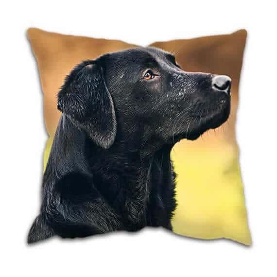 Gun Dog Cushion Working Labrador