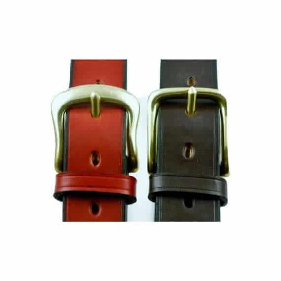 Custom Made Leather Dog Collars – Quality Leather Pet Collars