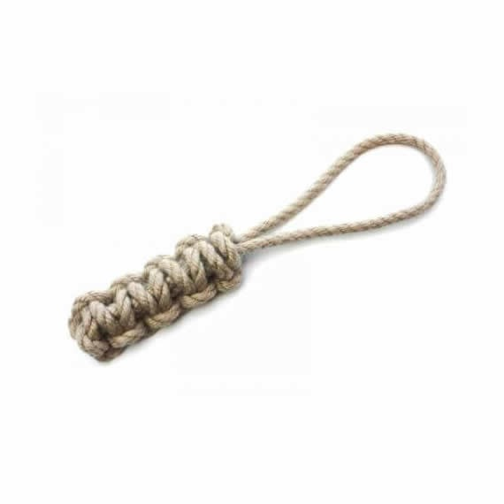 Braided Dog Rope Chain Toy