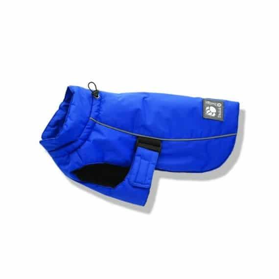 Sport Luxe Dog Coat with Velcro Belt – Danish Design