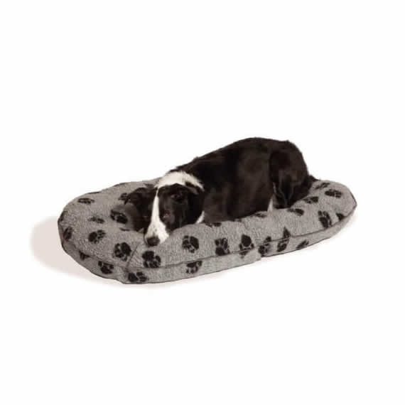 Soft Fleece Dog Bed – Danish Design Sherpa Range