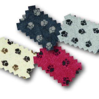 Grey Fleece Oval Slumber Bed – Danish Design Dog Beds