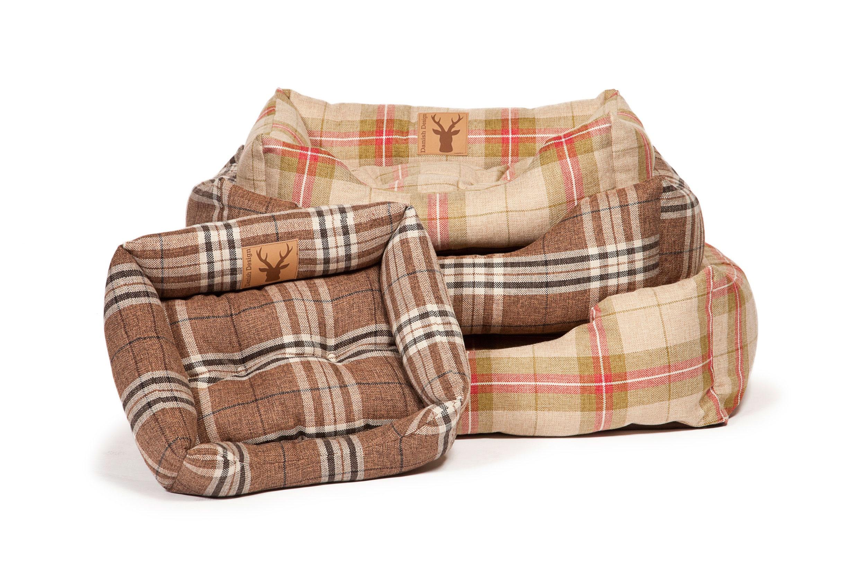 Cozy Newton Snuggle Moss Mattress – Danish Design Dog Beds