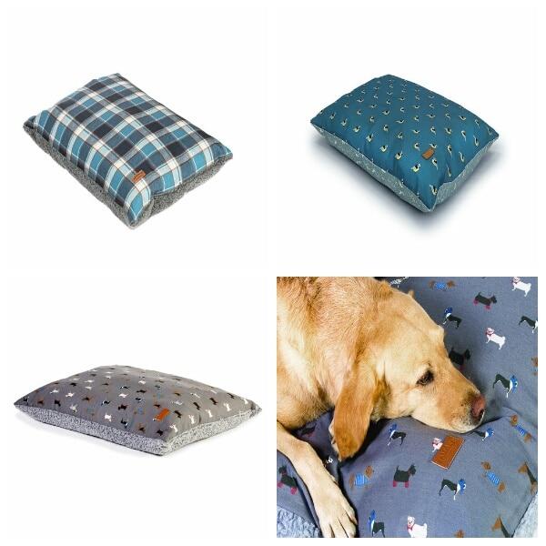 FatFace Deep Duvet Dog Bed Range | Danish Design Pet Beds